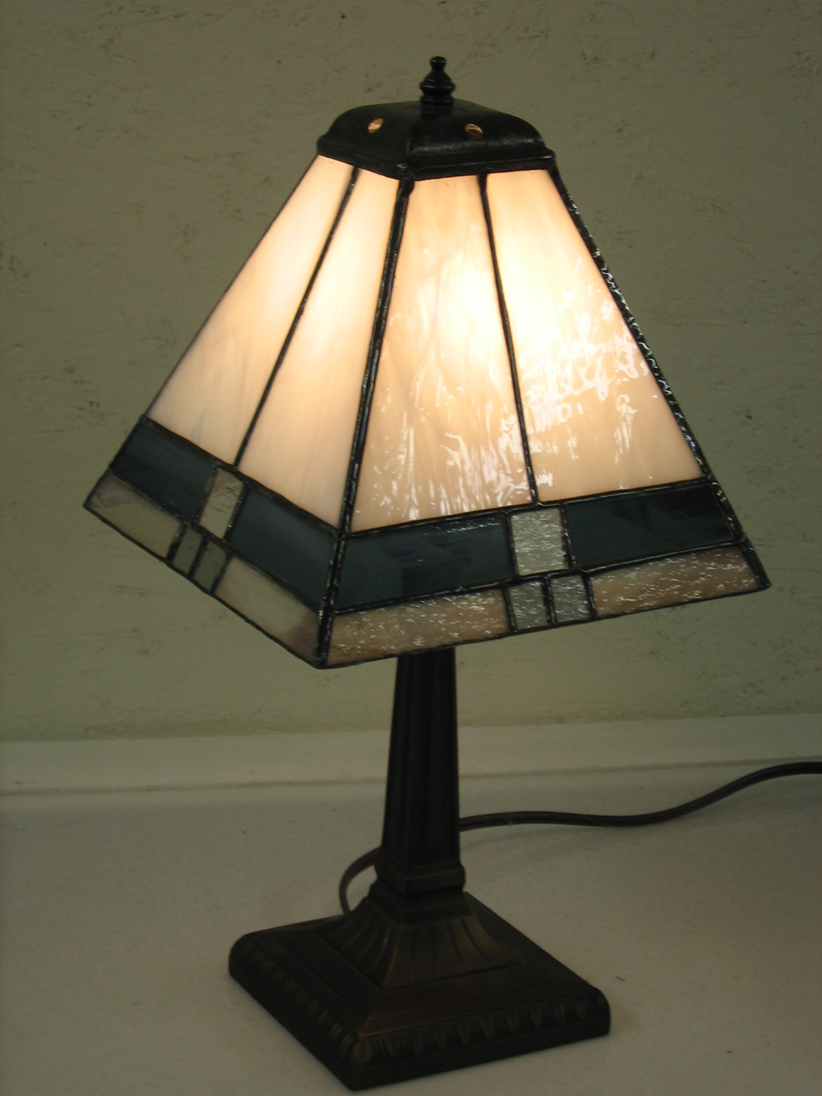 Mission style Lamp
